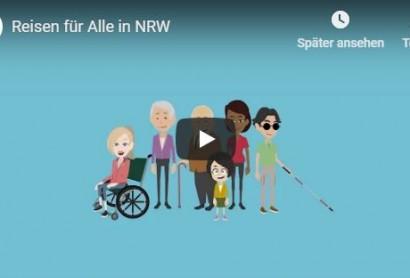 """Erklärvideo zum Zertifizierungssystem """"Reisen für Alle"""""""