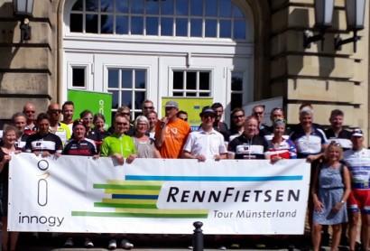 Spendenerfolg bei RennFiesten Tour Münsterland