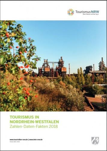 Titelbild Tourismus in NRW - Zahlen-Daten-Fakten 2018