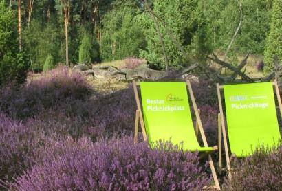 Erfolgreiche Sommerferienserie – Picknickplätze im Kreis Warendorf