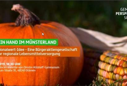 Regionalwert AG – Eine Idee für das Münsterland?