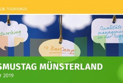 Einladung Tourismustag Münsterland