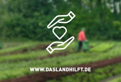 """Mit ausreichend Kräften die Ernten sichern: Job-Vermittlungsplattform """"www.daslandhilft.de"""" gestartet"""