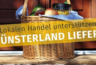 """B2B-Plattform unter """"Münsterland liefert"""" bietet Händlern Infos, Tipps und Hinweise"""