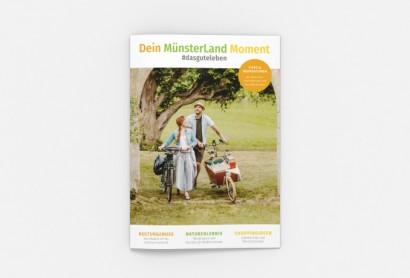 Dein MünsterLand Moment: Magazin zur Restart-Kampagne erschienen