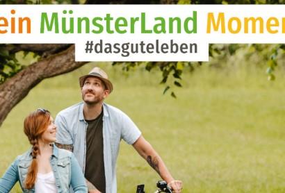 Restart-Kampagne für den Tourismus im Münsterland