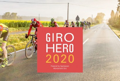 Giro Hero – der virtuelle Sparkassen Münsterland Giro 2020