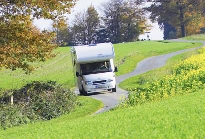 #Umdenken im Tourismus: Wohnmobil-Tourenkarte für das Münsterland bald erhältlich