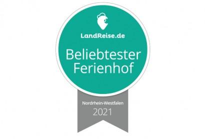 Ponyhof Georgenbruch ist Beliebtester Ferienhof 2021 in NRW