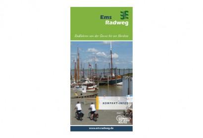 Aktualisierter Flyer zum EmsRadweg erschienen