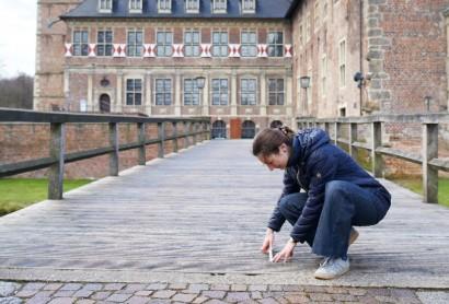 Barrierefreiheit-Check an Schlössern und Burgen im Münsterland
