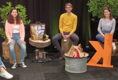 Über 100 kreative Köpfe beim Kulturcamp Münsterland